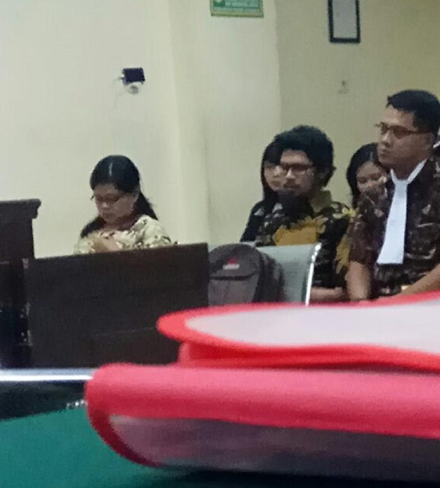Lama Menghilang, Diponegoro Akhirnya Hadiri Sidang Kasus