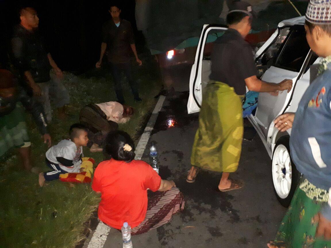 Kecelakaan di Jalur Sumberbaru Jember, Satu Korban ...